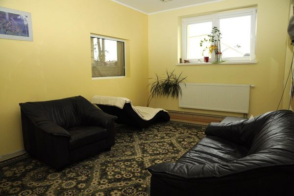 pokój przeprowadzania terapii uzależnień w Białymstoku