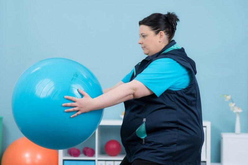 leczenie uzależnien ćwiczenia fizyczne
