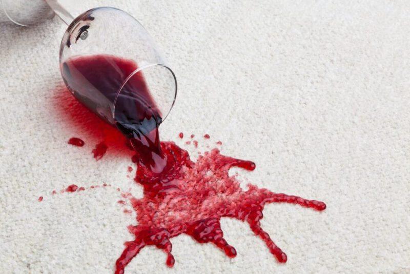 rozlany alkohol u osoby uzależnionej